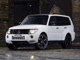 Pictures of Mitsubishi Shogun Black 2012