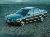 Images of Mitsubishi Sigma 1991–96