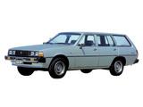Mitsubishi Galant Σ Wagon (GE) 1978–80 pictures