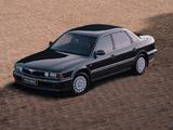 Mitsubishi Sigma 1991–96 pictures