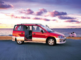 Mitsubishi Space Runner (N61W) 1999–2002 pictures