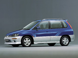 Mitsubishi Space Runner (N61W) 1999–2002 wallpapers