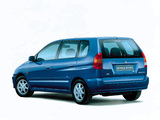 Mitsubishi Space Star 1998–2002 images
