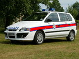 Mitsubishi Space Star Police 2002–05 images