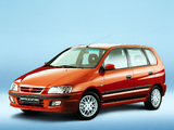Photos of Mitsubishi Space Star 1998–2002