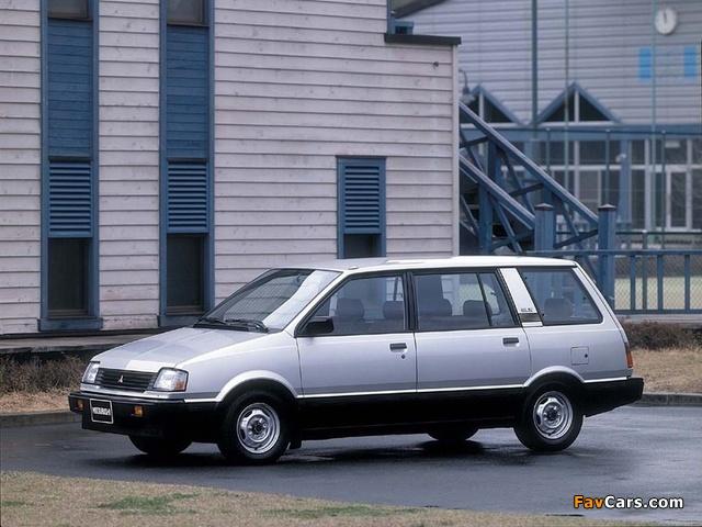 Images of Mitsubishi Space Wagon 1983–92 (640 x 480)