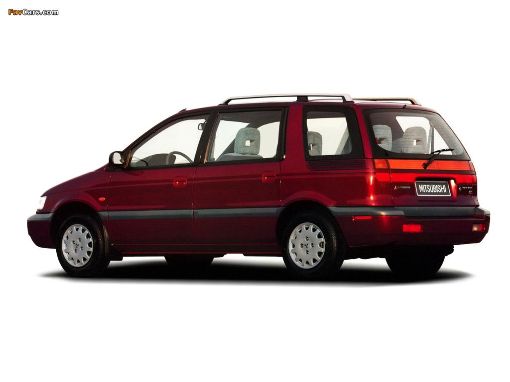 Mitsubishi Space Wagon 1991–94 images (1024 x 768)