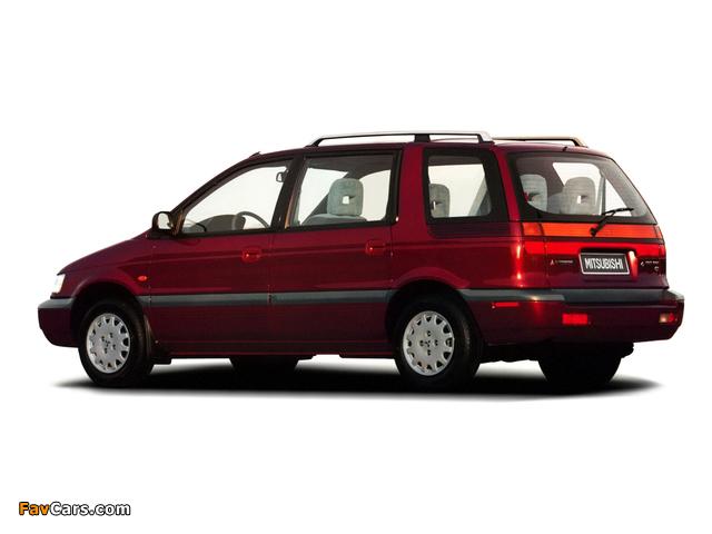 Mitsubishi Space Wagon 1991–94 images (640 x 480)