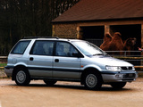 Mitsubishi Space Wagon UK-spec 1994–97 wallpapers