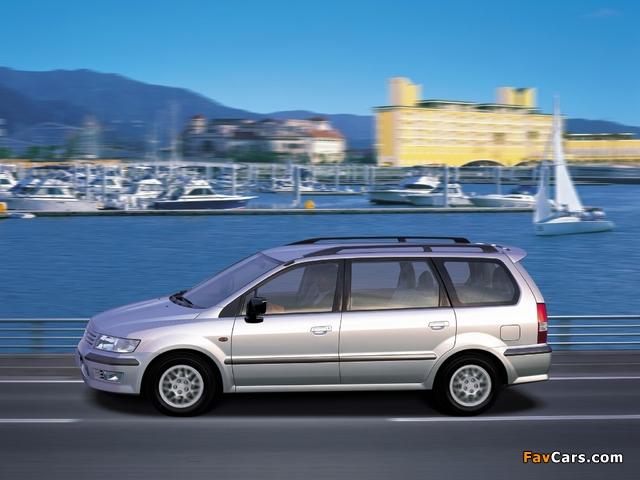 Mitsubishi Space Wagon 1997–2003 images (640 x 480)