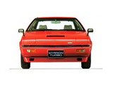 Images of Mitsubishi Starion Turbo GSR-III 1982–87