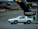 Images of Mitsubishi Starion Turbo EX 1985–86