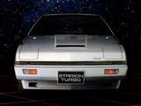 Mitsubishi Starion Turbo GSR-III 1982–87 images