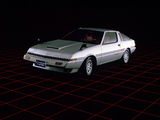 Photos of Mitsubishi Starion Turbo GSR-III 1982–87