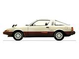 Mitsubishi Starion Turbo GSR-X 1982–87 wallpapers