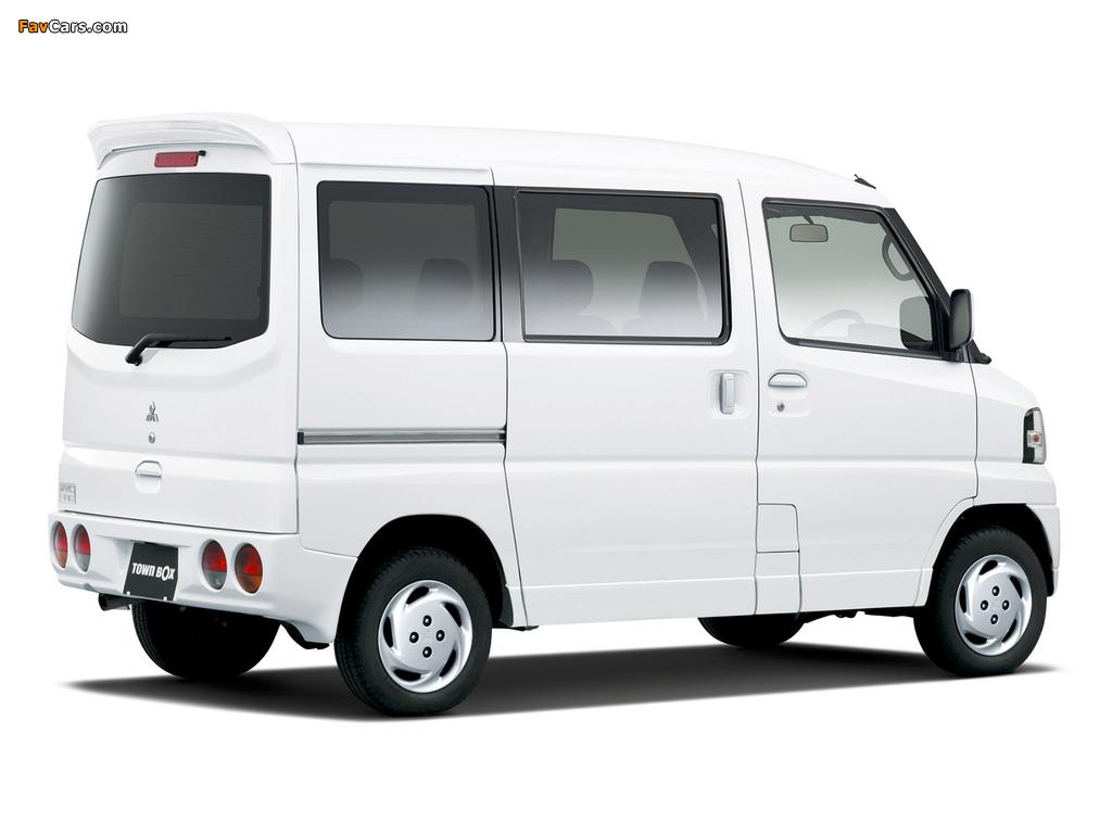 Images of Mitsubishi Town Box 2007–11 (1024 x 768)