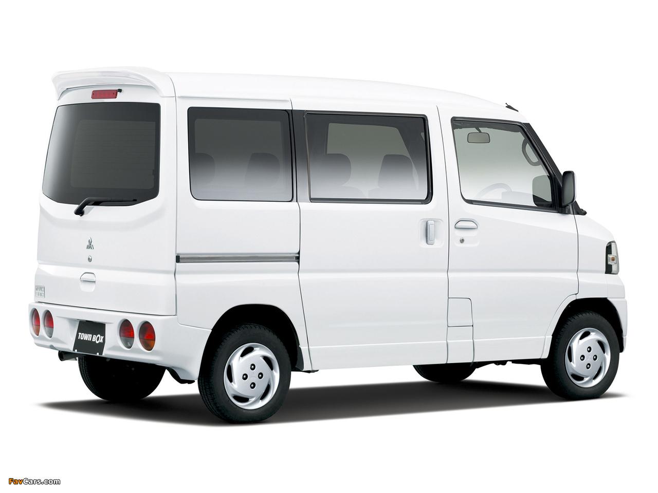 Images of Mitsubishi Town Box 2007–11 (1280 x 960)