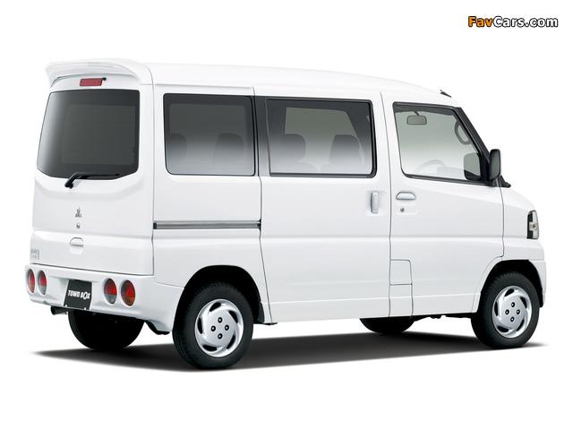 Images of Mitsubishi Town Box 2007–11 (640 x 480)