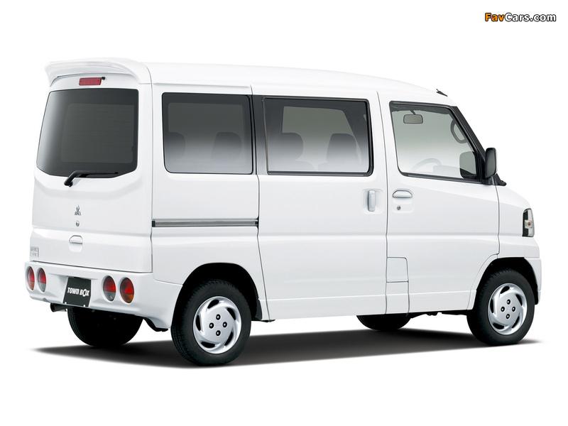Images of Mitsubishi Town Box 2007–11 (800 x 600)