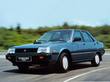Images of Mitsubishi Tredia Turbo 1985–90