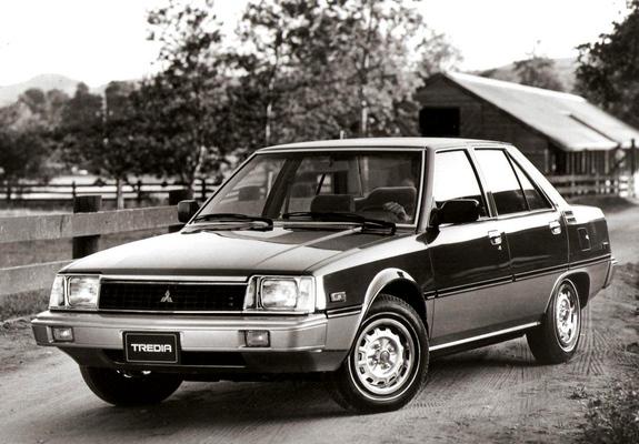 Mitsubishi Tredia 1982 90 Wallpapers