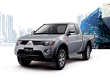 Mitsubishi Triton Plus Club Cab TH-spec 2006–10 wallpapers