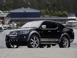 Mitsubishi Triton Panther Concept 2008 wallpapers
