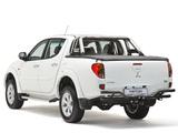 Mitsubishi Triton Double Cab ZA-spec 2013 images