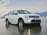Mitsubishi Triton Double Cab ZA-spec 2013 photos