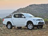 Mitsubishi Triton Double Cab ZA-spec 2013 wallpapers
