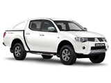Photos of Mitsubishi Triton Bold Edition 2011