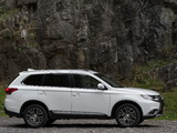 Images of Mitsubishi Outlander UK-spec 2015