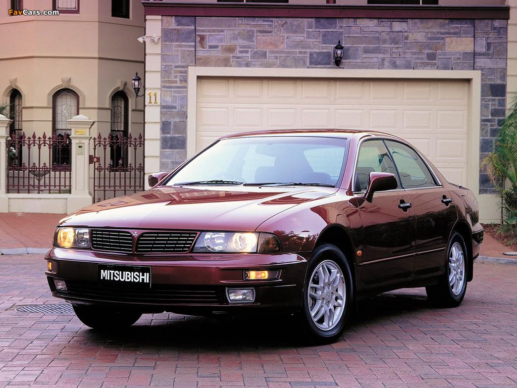Mitsubishi Verada (KH) 1999–2000 images (1024 x 768)