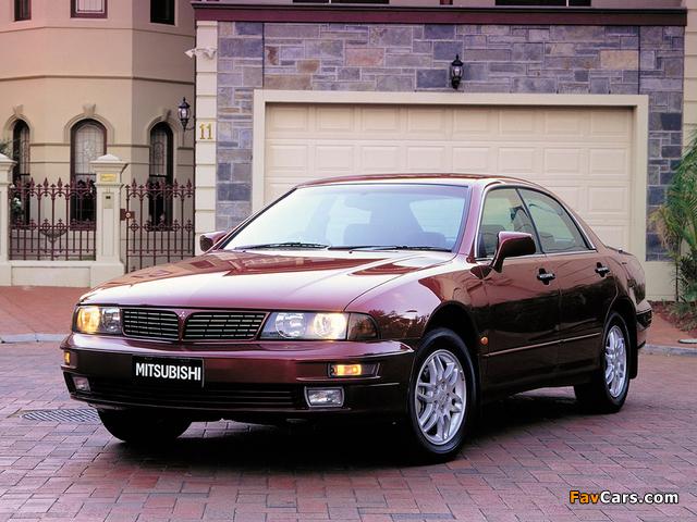 Mitsubishi Verada (KH) 1999–2000 images (640 x 480)