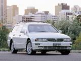 Pictures of Mitsubishi Verada Wagon