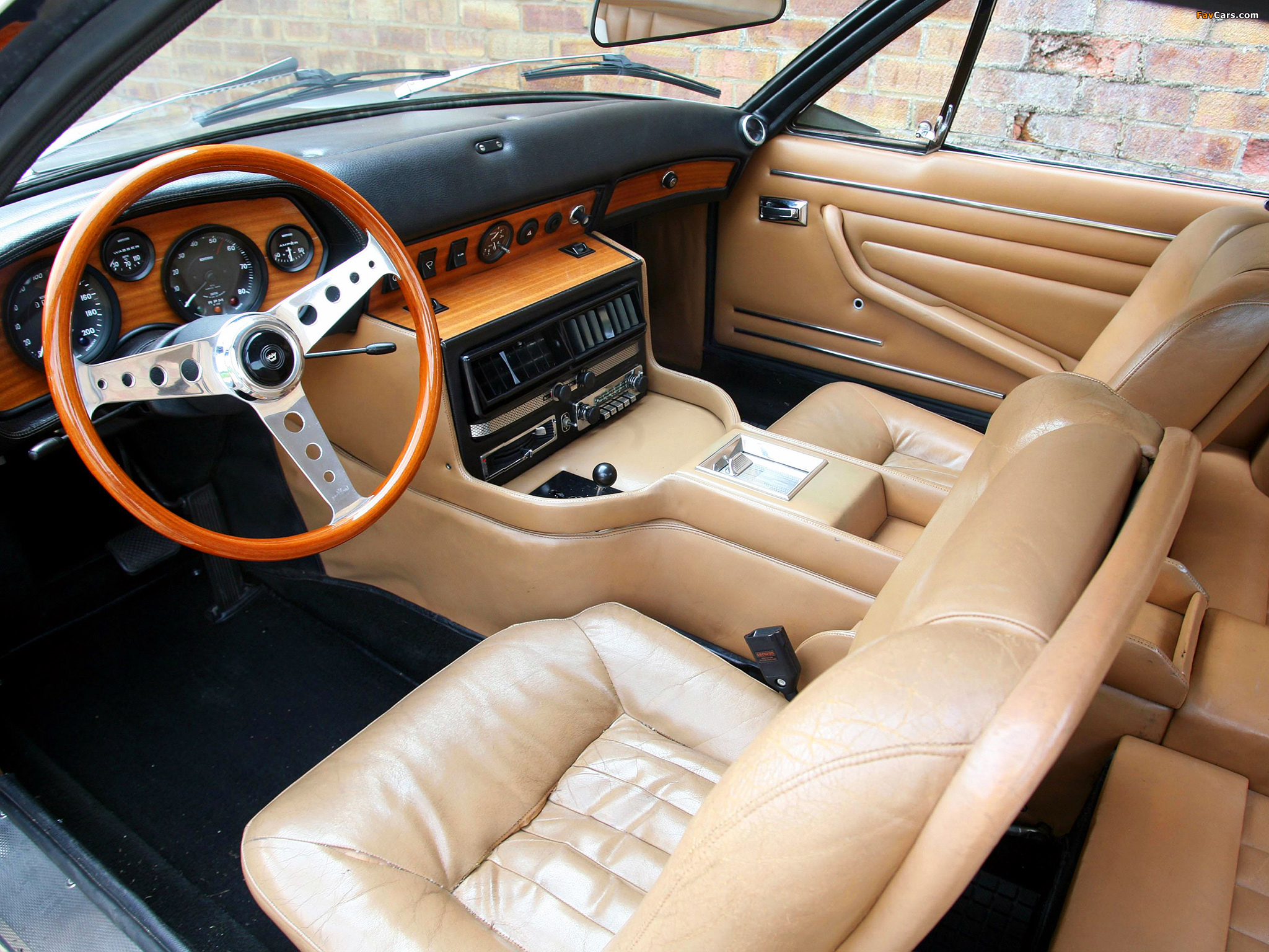 Pictures of Monteverdi High Speed 375L by Frua 1968–69 (2048 x 1536)