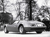 Monteverdi Hai 450 SS 1970 wallpapers