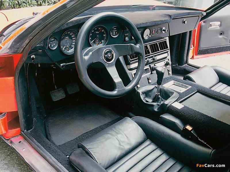 Monteverdi Hai 450 GTS 1973 images (800 x 600)