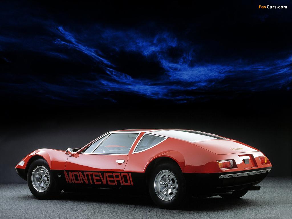 Monteverdi Hai 450 GTS 1973 photos (1024 x 768)