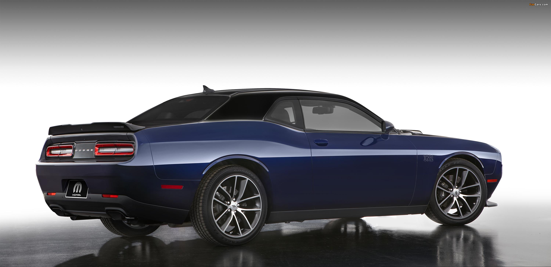 Mopar 17 Dodge Challenger (LC) 2017 pictures (3000 x 1456)