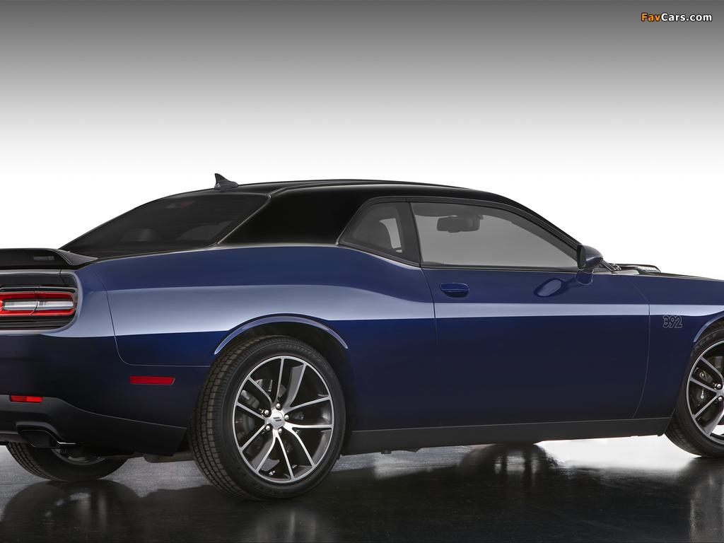 Mopar 17 Dodge Challenger (LC) 2017 pictures (1024 x 768)