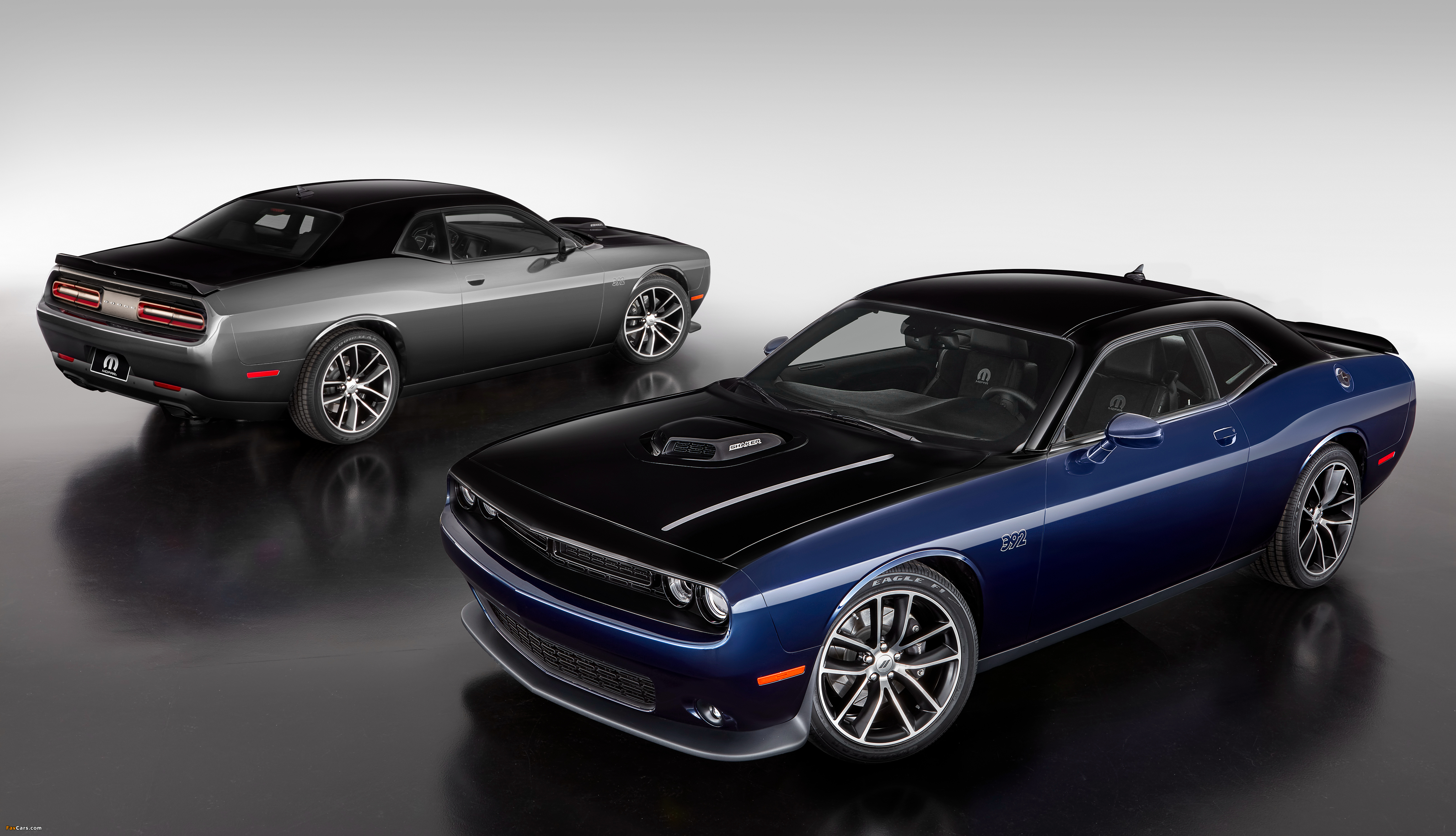 Mopar 17 Dodge Challenger (LC) 2017 wallpapers (4096 x 2352)