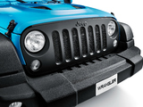 Photos of Jeep Wrangler Rubicon MoparONE Pack (JK) 2016