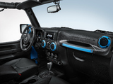 Pictures of Jeep Wrangler Rubicon MoparONE Pack (JK) 2016