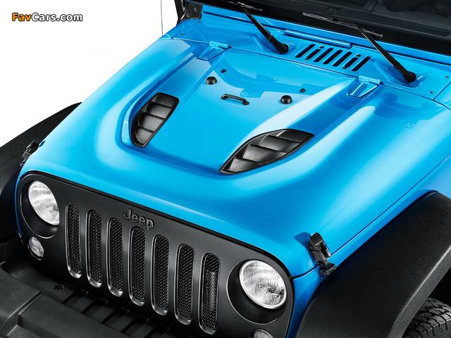 Pictures of Jeep Wrangler Rubicon MoparONE Pack (JK) 2016 (640 x 480)