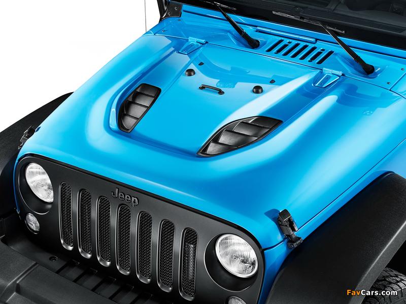 Pictures of Jeep Wrangler Rubicon MoparONE Pack (JK) 2016 (800 x 600)