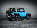 Jeep Wrangler Rubicon MoparONE Pack (JK) 2016 wallpapers