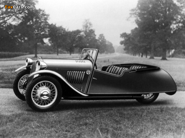 Morgan F-Series 1932–52 photos (640 x 480)