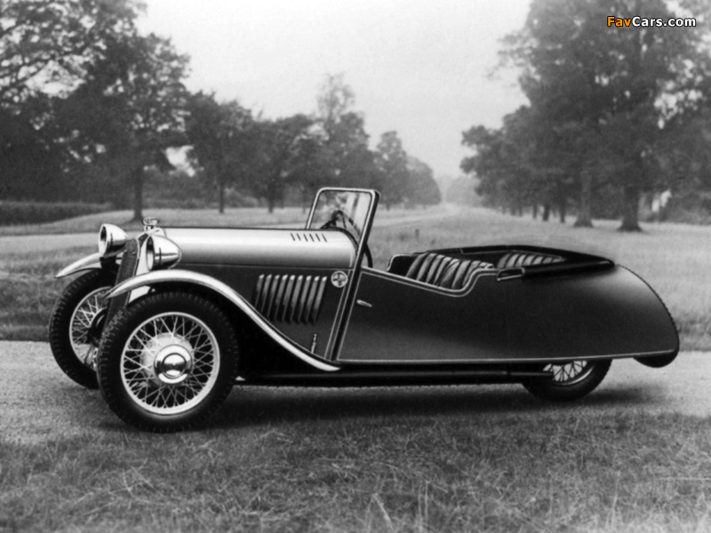 Morgan F-Series 1932–52 photos (800 x 600)