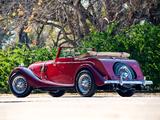 Morgan Plus 4 Drophead Coupe 1954–69 images